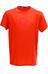 Norrøna M's /29 cotton logo T-Shirt Hot Chili